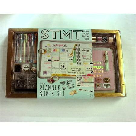 STMT DIY Planner Super Set Activity Kit