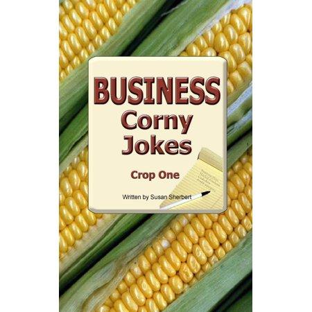 Business Corny Jokes: Crop One - eBook