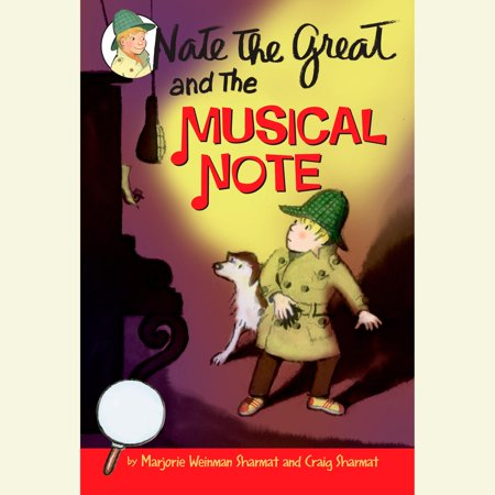 Nate the Great and the Musical Note - Audiobook
