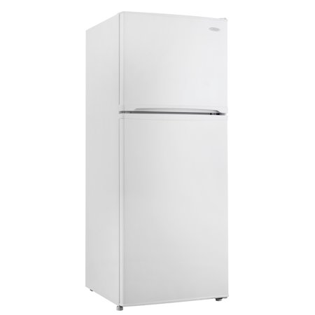 Danby 10.0 Cu ft Top Freezer Refrigerator, White