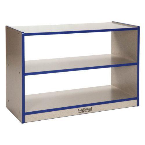 ECR4KIDS Storage Shelf with Open Back