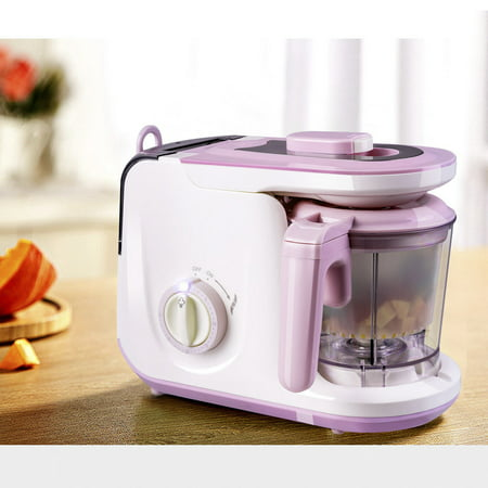 5 In 1 Baby Food Processor Feeding Blender Fixer Puree Heating Defrosting - image 10 of 10