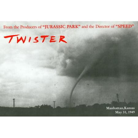 Twister POSTER Movie C Mini Promo