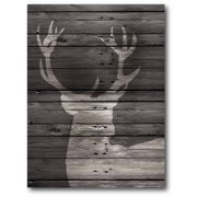 Buck Gallery-Wrapped Canvas Wall Art, 16x20
