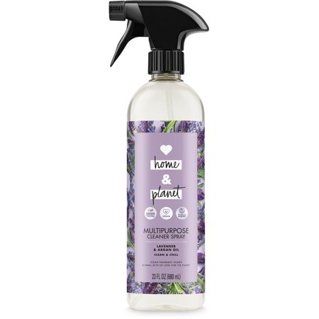 Love Home and Planet Multipurpose Cleaner Spray Lavender & Argan Oil 23 (Best Carpet Cleaner Spray)