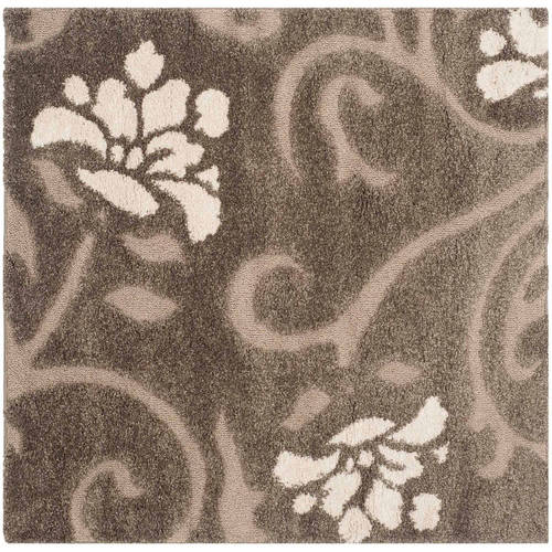 Safavieh Florida Davin Floral Shag Area Rug or Runner ()