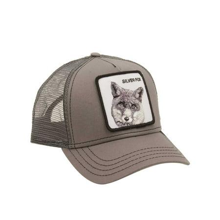 Goorin Bros. - Goorin Bros. Mens Silver Fox Hat in Grey - Walmart.com 934b81986e4