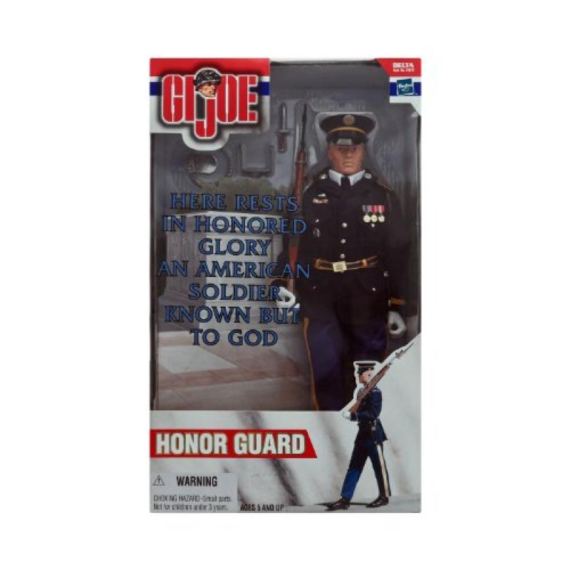 Hasbro GI Joe 12 inches Honor Guard A Tradition of Valor by Hasbro 2000 New MISB by