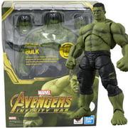 Bandai S.H.Figuarts SH Figuarts Avengers Infinity War - Hulk Action Figure