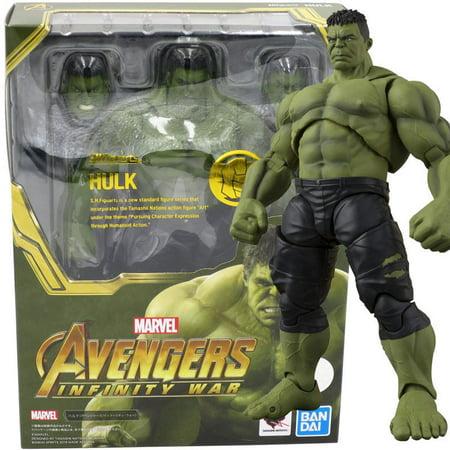 Bandai S.H.Figuarts SH Figuarts Avengers Infinity War - Hulk Action Figure - Hulk Hands