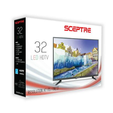 Sceptre 32 Quot Class Hd 720p Led Tv X322bv Sr Estoreinfo