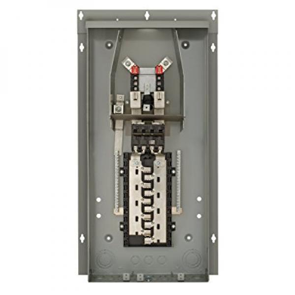 Siemens MC2040B1200F 20 Space 40 Circuit 200-Amp Flush Mo...