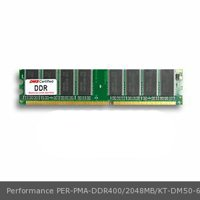 DMS Compatible/Replacement for Performance PMA-DDR400/2048MB/KT System 5000a 1GB DMS Certified Memory DDR PC3200 400MHz 128x64 CL3  2.6v 184 Pin DIMM - DMS