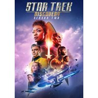 Star Trek Discovery: Season Two (DVD)