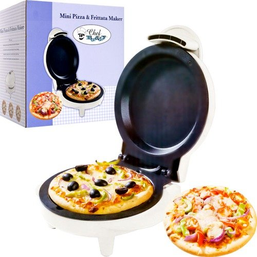 Chef Buddy Mini Pizza and Frittata Maker