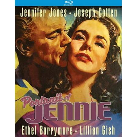 Portrait Of Jennie (Blu-ray) - Atmosfearfx Unliving Portraits