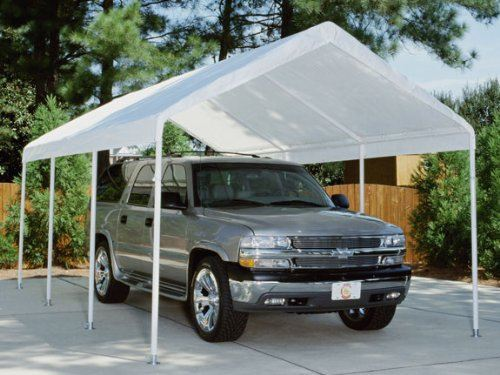 Caravan Canopy Sports 10u0027 X 20u0027 Domain Carport Garage (200 sq ft Coverage ...  sc 1 st  ShoesWebsite.net & Caravan Canopy Sports 10u0027 X 20u0027 Domain Carport Garage (200 sq ft ...