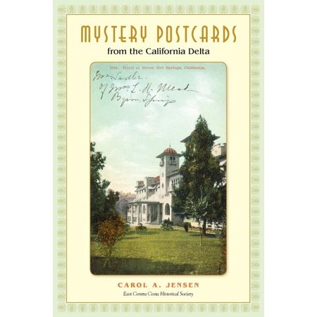 Mystery Postcards from the California Delta (Paperback) Old California Postcards
