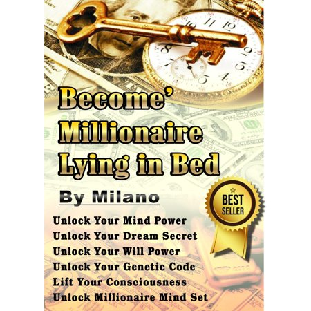 Become' Millionaire Lying in Bed - eBook