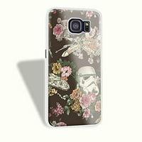 Ganma Star Wars Darth Vader Storm Trooper Han Solo Yoda R2D2 Jedi Hard Rubber Case For Samsung GALAXY S8 (5.8 inch),