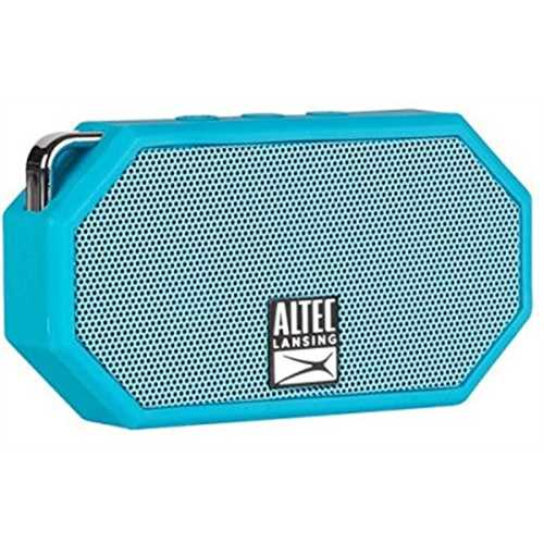 Refurbished Altec Lansing iMW255 Mini H2O Bluetooth Wireless Speaker by Altec Lancing