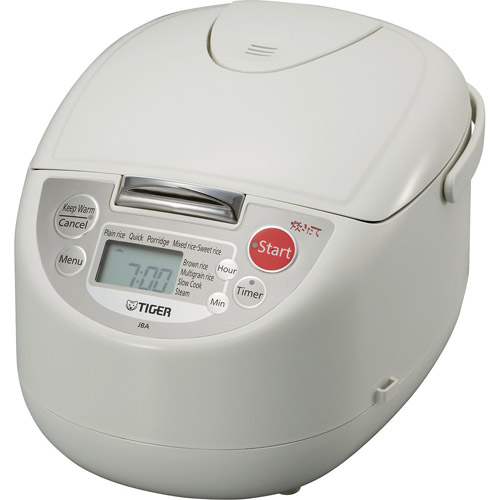 Tiger Microcomputer Controlled 10-Cup Rice Cooker