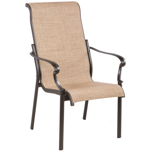 Bay Isle Home Tocco Stacking Patio Dining Chair