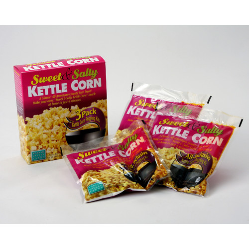 Wabash Valley Farms Kettle Corn Popping Kit