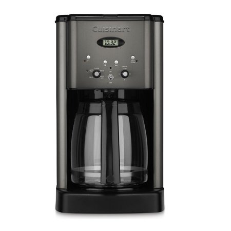 Cuisinart Brew Central 12-Cup Coffee Maker (Black/Stainless Steel)