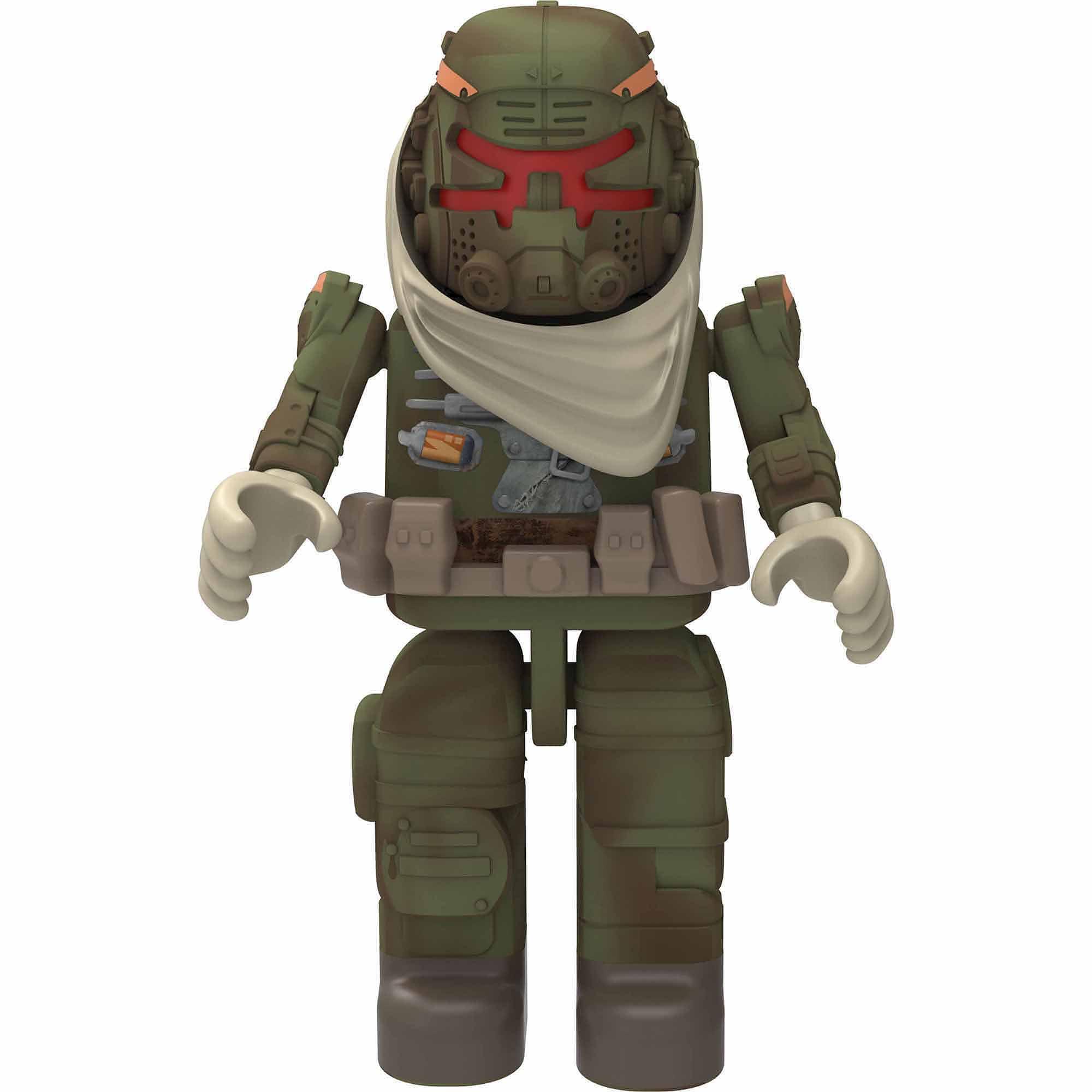 MCOR Pilot Attack Building Set 93 PC K/'nex Titanfall