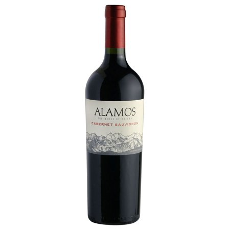 Image of Alamos Cabernet Sauvignon Red Wine - 750ml Bottle