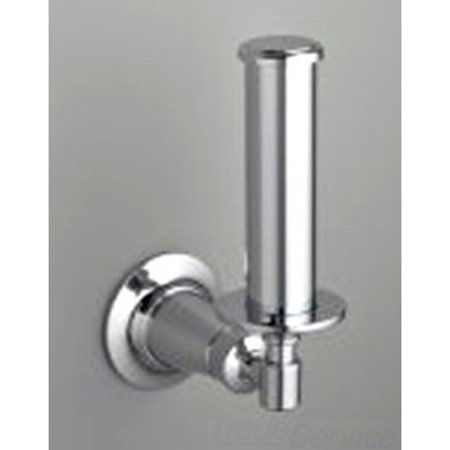 KOHLER K-11056-BN ARCHER VERTICAL TOILET PAPER HOLDER BRUSHED NICKEL
