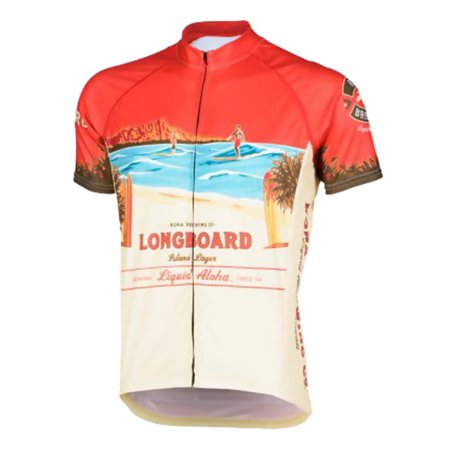 Auburn Cycling Jersey - Men's Kona Brewing LongBoard Cycling Jersey