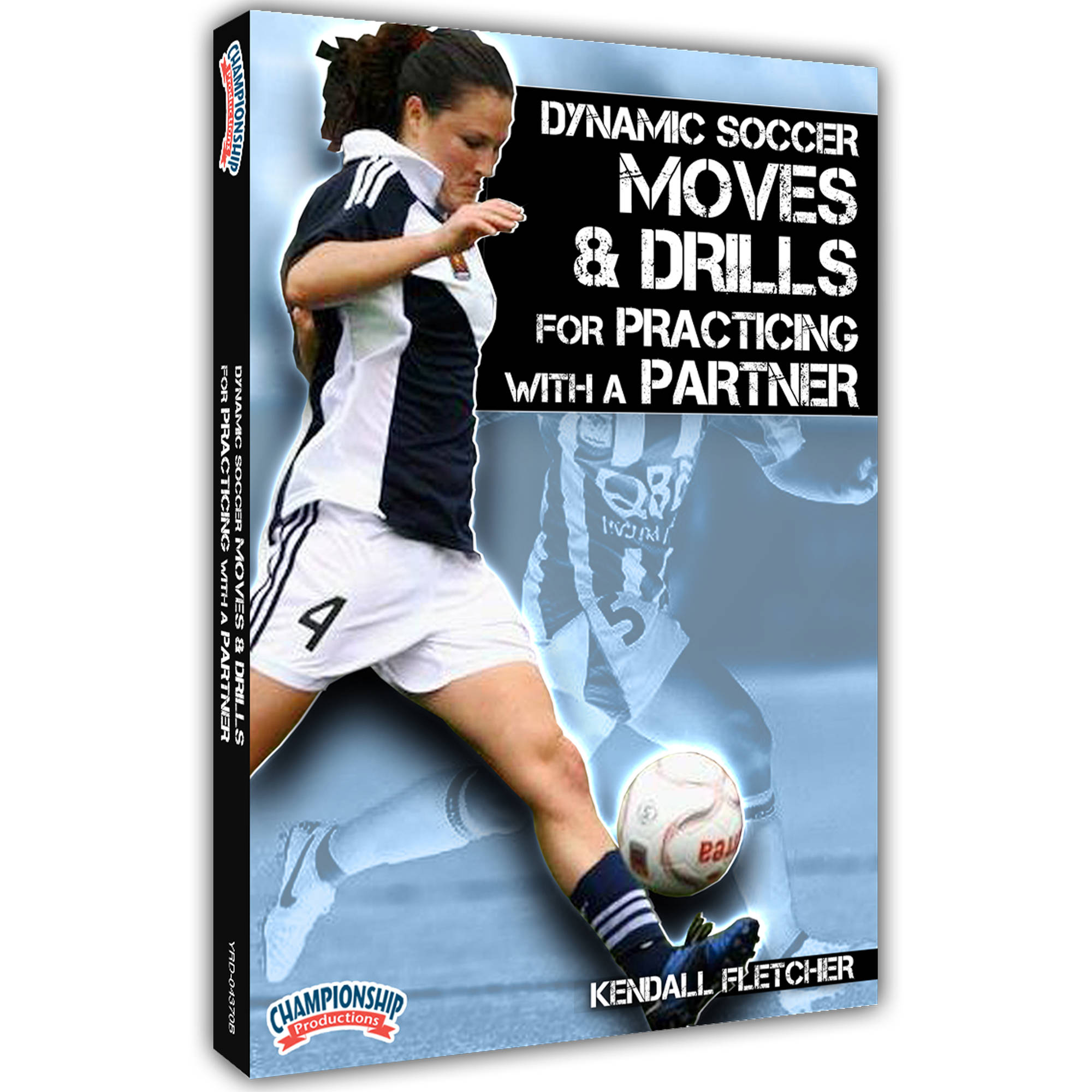 Dynamic Soccer Moves and Drills for Practicing with a Partner! DVD