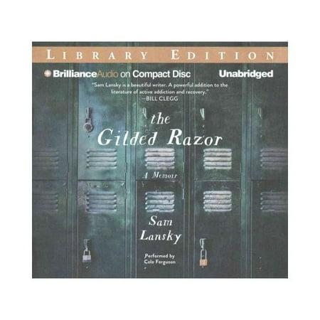 Le rasoir doré- Un Mémoire- Library Edition