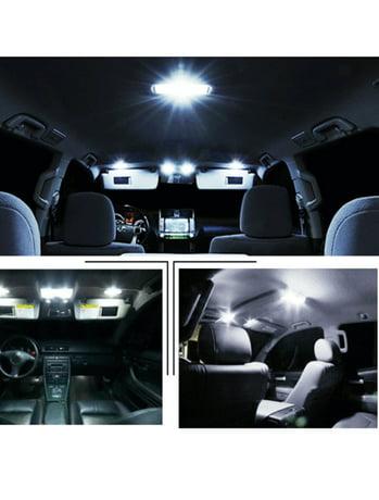 15pcs White Led Courtesy Light Interior Package Kit For Honda Pilot 2009 2013