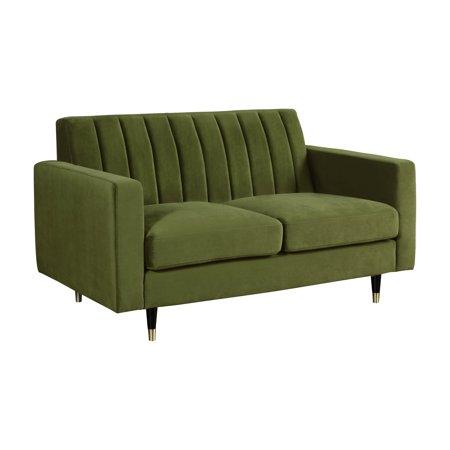 Meridian Furniture Inc Lola Upholstered Loveseat