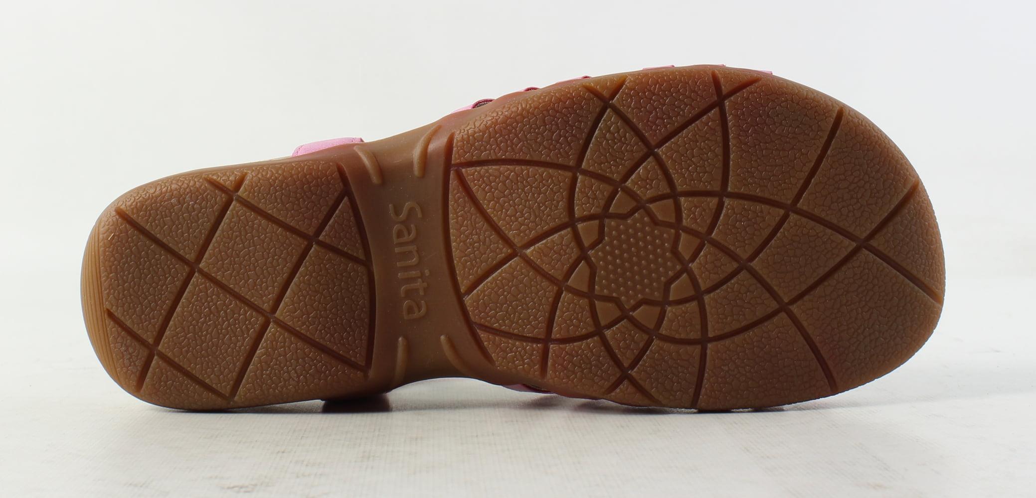 New Sanita Womens 463308 PastelPink Sandals Size 6