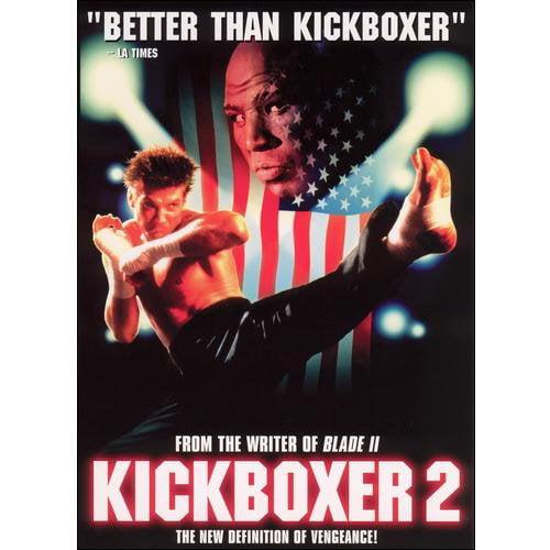 Kickboxer 2 (Full Frame)