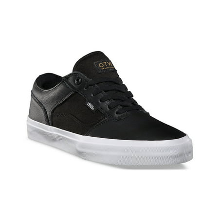 12bcf2b2ace165 VANS - Vans Mens Bedford Low Stealth Sneakers - Walmart.com