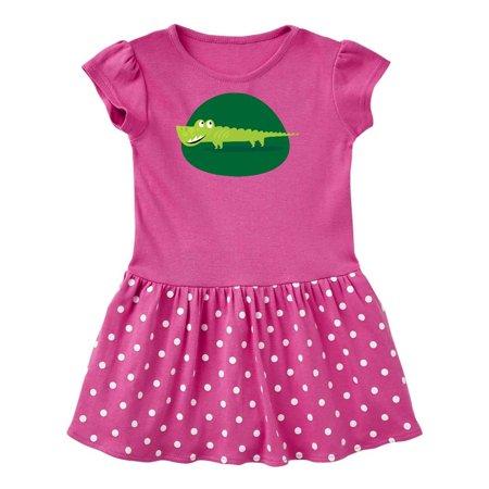 Jungle Dress For Kids (Alligator Kids Jungle Animals Toddler)
