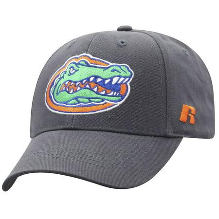 Men's Russell Charcoal Florida Gators Endless Adjustable Hat - OSFA