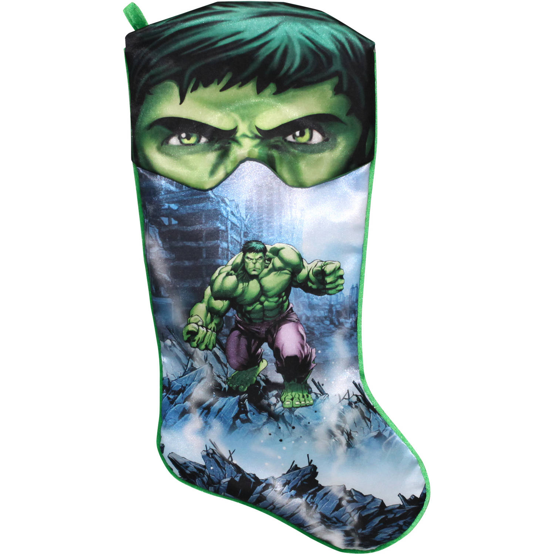 "Marvel Avengers Assemble ""Spider-Man"" Stocking With ... |Marvel Stockings"