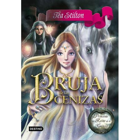 Bruja de las Cenizas - eBook - Juegos De Las Brujas De Halloween