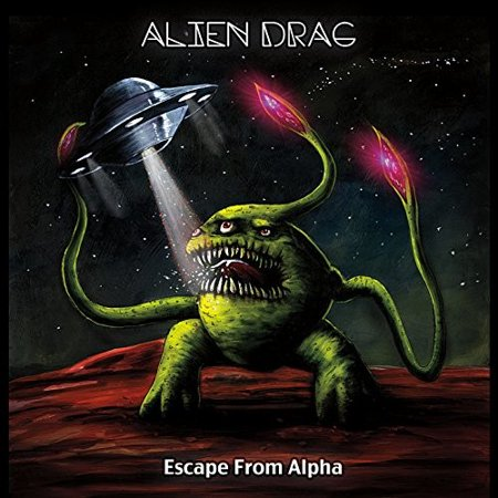 Escape From Alpha (CD)