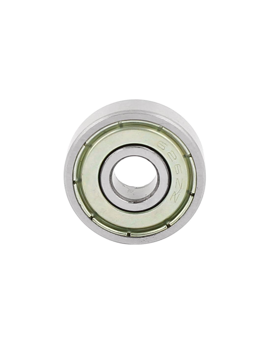 1 SINGLE 626 ZZ Shielded Bearing 6mm x 19mm x 6mm