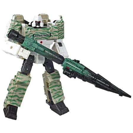 Transformers War for Cybertron Trilogy Combat Megatron Action Figure ()