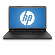 """HP Black 17.3"""" 17-P160Nr Laptop PC with AMD Quad-Core A6-6310 Processor, 4GB Memory, 750GB Hard Drive and Windows 10 Home"""
