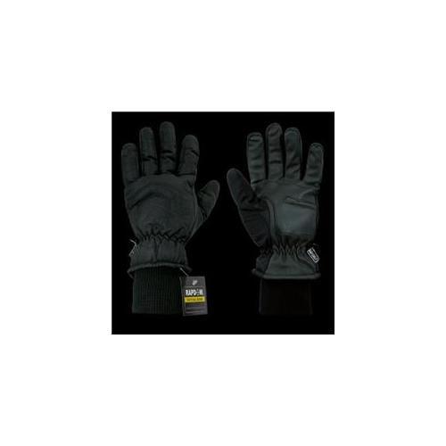 RapDom T01-PL-BLK-05 Super Dry Winter Glove, Black, 2X Large by RapDom