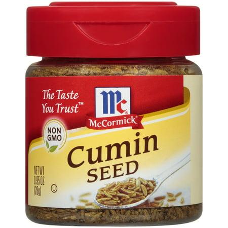 (2 Pack) McCormick Cumin Seed, 0.95 oz